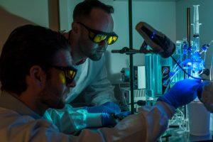 Langendorff optogenetics