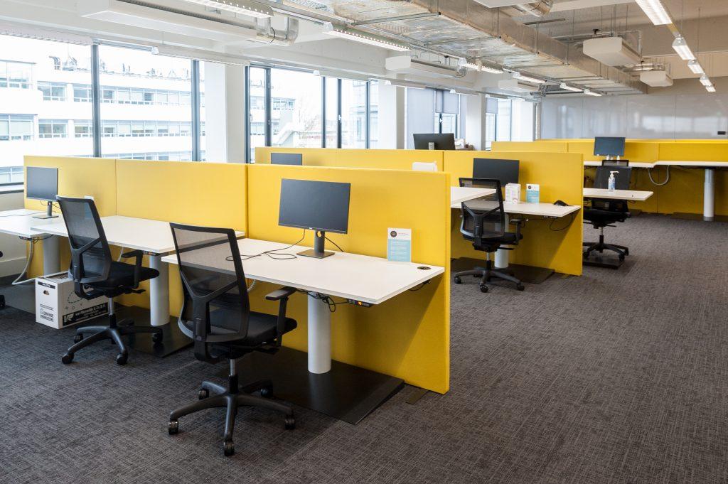Flex workspace