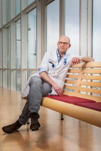 Niels van der Kaaij medisch afdelingshoofd cardiothoracale chirurgie, cardiothoracaal chirurg UMC