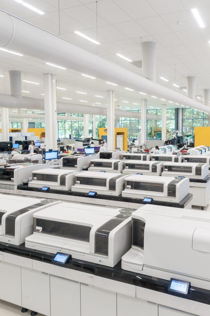 Laboratoriumonderzoek Star-shl Rotterdam
